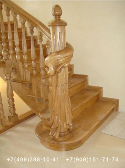 Комбинированная лестница