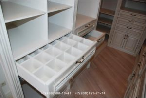 Гардеробный шкаф