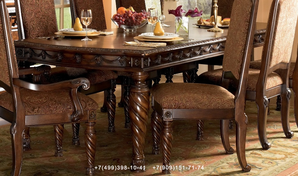 Valuable Today Kesler Dining Table  astaanehcom