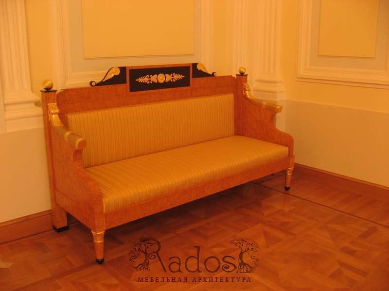 Репликация мебели